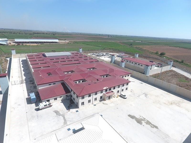 adalet bakanligi tarsus osmaniye ve kayseri ceza infaz kurumu insaat kontrollugu koltek musavirlik a s